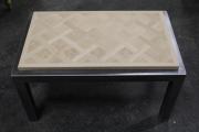 Table de salon Bois/Métal
