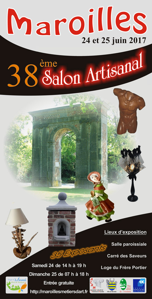 38 me salon artisanal de maroilles etabli sainte anne for Salon artisanal