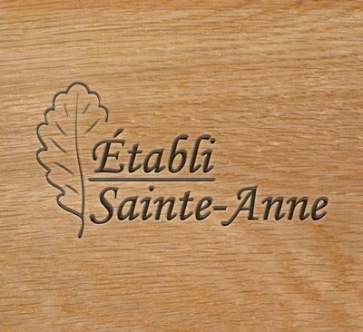 Estampille Etabli Sainte-Anne